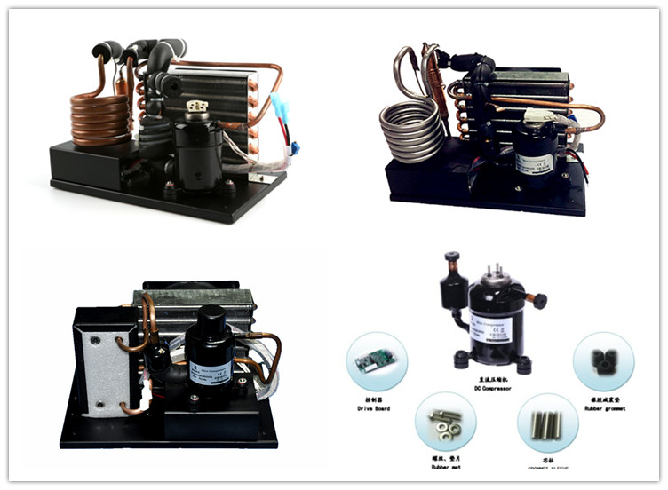 Liquid Chiller Module Instruction for Small Water Cooling