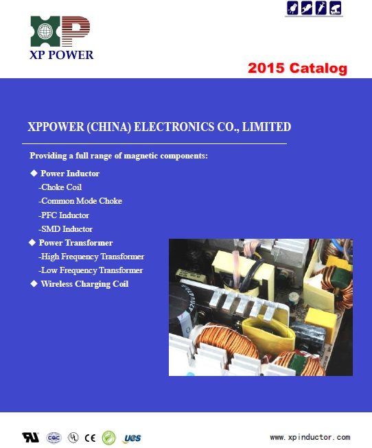 XP Power products catalogue2016