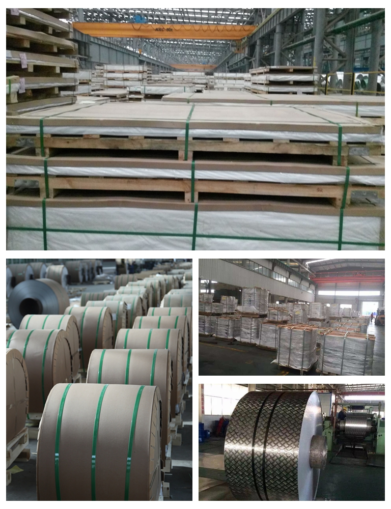 YONGHONG ALUMINUM PRODUCTION BOOK