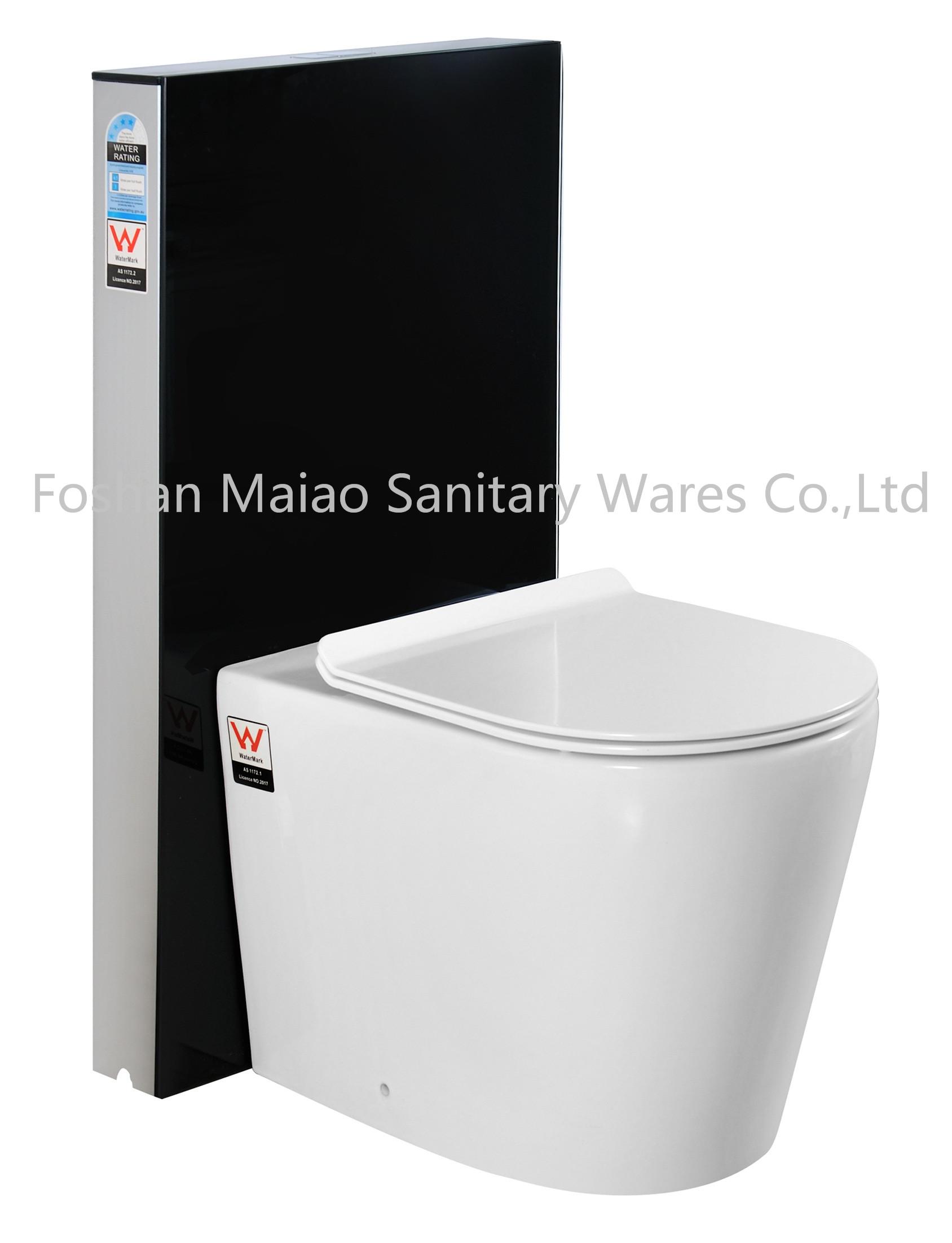 Watermark Toilet