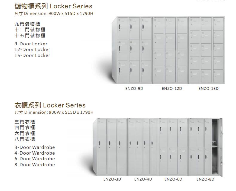 ENZO locker