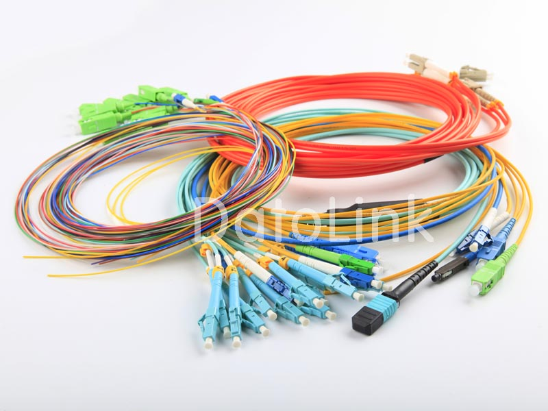 Datolink catalogue for Fiber optic patch cord