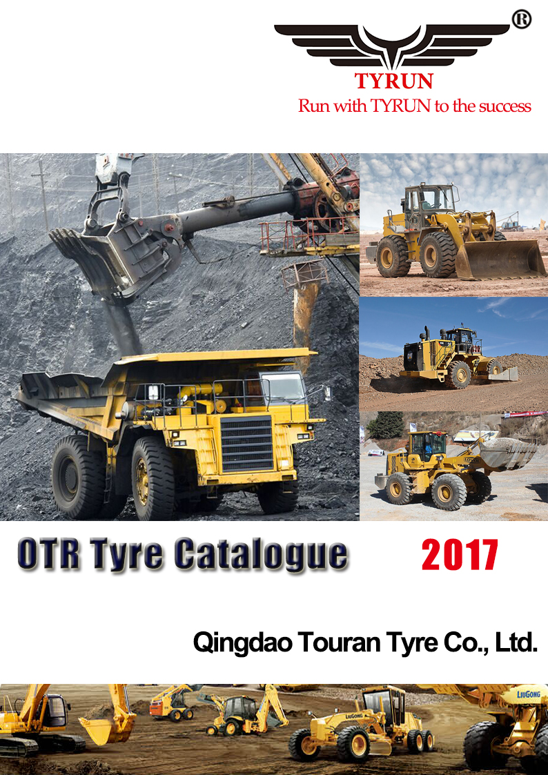 OTR CATALOGUE-QINGDAO TOURAN CO., LTD.