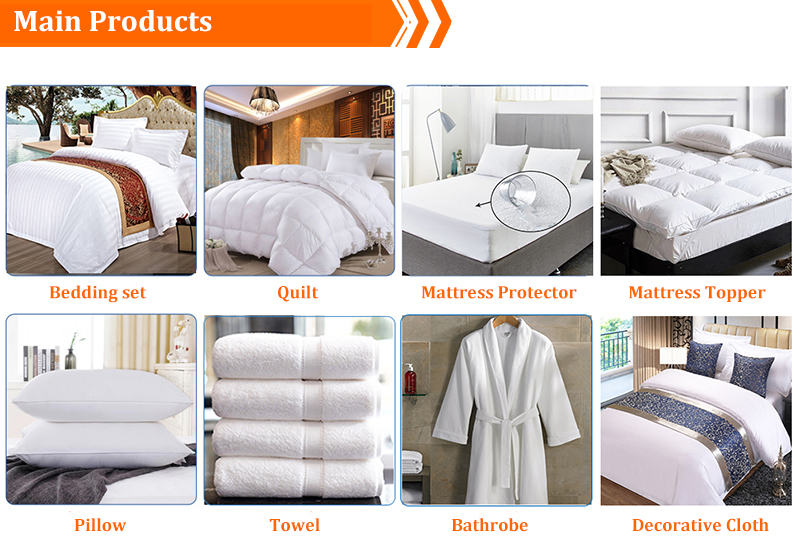Hotel Linen Catalog- General Textile