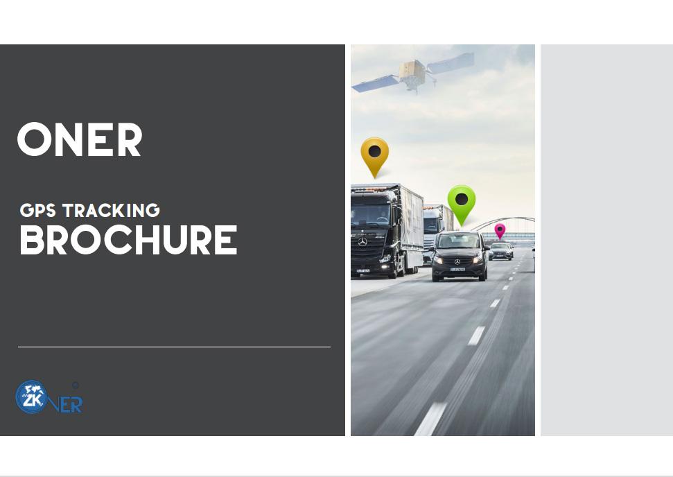 oner GPS tracker catalog 20170111