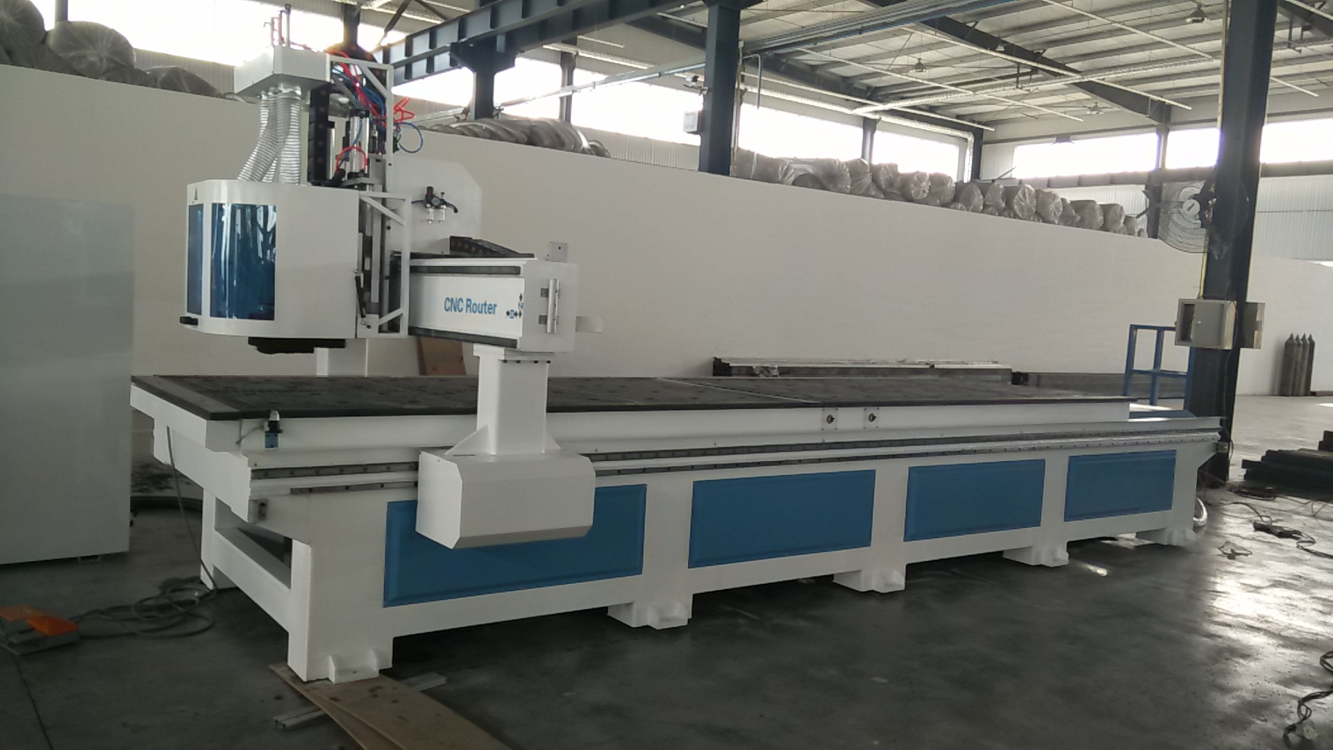 cnc router machining center