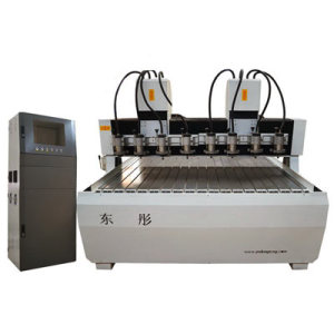 Multi Heads & Multi Spindles, Woodworking CNC Router Machine