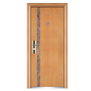 Chinese's Good's Wholesale Exterior Steel Safety Door
