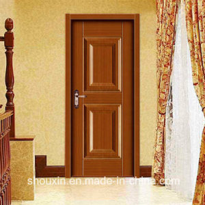 The New Red Spell Wood Steel Door with Competitive Price (SX-3-2003)