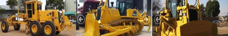 Used Excavator