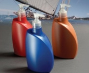 The Curvy Windjammer Is a 400ml HDPE Bottle and Comes with a 24/410 Neck