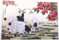 Chinese Artists Showcase Paintings and Calligraphy for Milan Expo