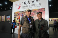 Photo Exhibition on World's National Flowers in Luoyang
