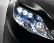 LED Auto Headlight Prices Close to HID Models