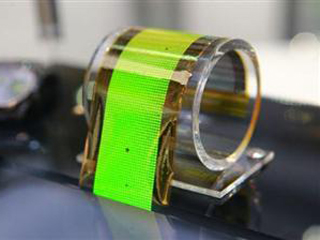 ITRI Setting up Roll-to-Roll Flexible OLED Lighting Production Line