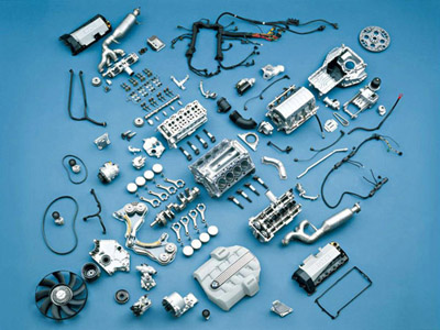 The Development of Motor Engine Parts in 2015