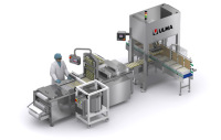 ULMA Has Developed a Non-Refillable Oil Dispenser for Labeling and Packaging of Olive Oil