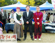 Luoyang Student Named as Kyoto Honorary Goodwill Ambassador