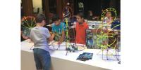 K'NEX Celebrates Successful Thorpe Park Pop-up Event