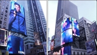 The Highest-Resolution Video Display Installed in The History of Times Square