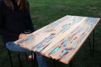 Shiny Table - Glow Table