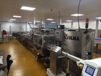 Border Biscuits Installs Ulma'S Row Distribution System at Lanarkshire Facility, Scotland