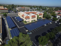 XsunX Completes Commercial Solar Carport Project in California