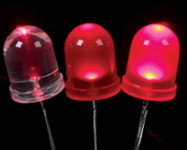 Red LEDs Demand Grows and That of Blue LEDs Drops