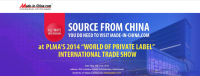 """""""All-Ways Expo Sourcing"""" at PLMA's 2014 """"World of Private Label"""" International Trade Show"""