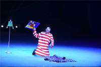 Circus Festival in Hebei Showcased Grand Performances