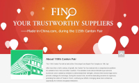 Find Your Trustworthy Suppliers During The 115th Canton Fair