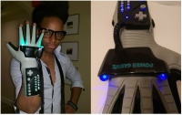 If You Bought The Power Glove-Inspired Oven Mitts Just So You Could Wear Them