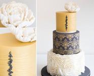 Popular Wedding Cake in 2015