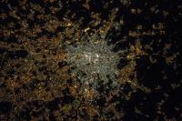 Scientists Kickstart Global Light Pollution Mapping Project Based on ISS Photos