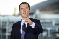 George Osborne Delivers Eighth Budget As Chancellor