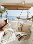 Dreamy Mediterranean Vacation Home Design In White