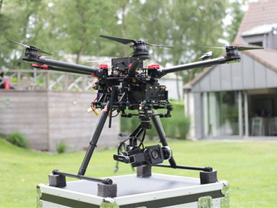 China's Drone Market Value to Exceed $11b by 2025
