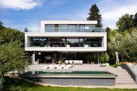 Dynamic Minimalism: Luxurious Family Residence In Austria