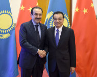 China, Kazakhstan to Step up Capacity Cooperation