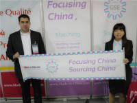 Global Sourcing Event at Midest 2013 in Paris