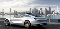 LeEco Unveils Autonomous Electric Vehicle Concept Car