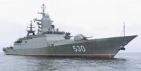 Russian Warship Fires Warning Shots to Turkish Fishing Boat in Aegean Sea