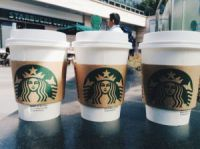 Starbucks Moves To Reduce Coffee Cup Wastage