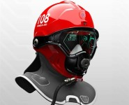 Cool Fire-Fighting Equipment in The Future