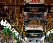 JAC Crowned as The Top in Light Truck Market