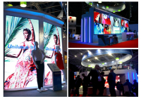 Unilumin Showcases Its 6k Control Room Video Wall System at ISE2015 in Amsterdam