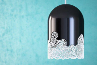 Parisian Couple Designers Designed Two Different Lamps Using 3D Printing Technology