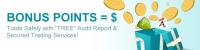 Bonus Points = $! Power Your Fingertips Now!