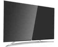 About 9 Million Curved-Surface LCD TVs Sold Globally in 2016, Says Auo