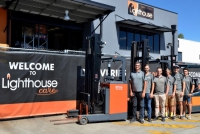 New and Used Forklifts Help Queensland Charity